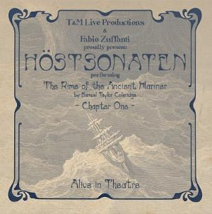 Alive In Theatre by HÖSTSONATEN album cover