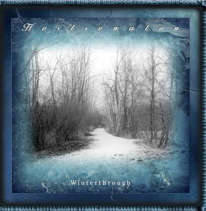 Hostsonaten - Winterthrough CD (album) cover