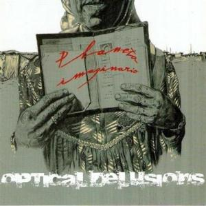 Planeta Imaginario - Optical Delusions CD (album) cover