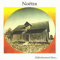 Definitivement Bleus by NOETRA album cover