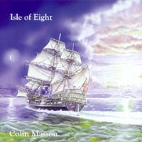 Colin Masson Isle Of Eight album cover