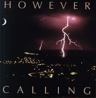 Calling by HOWEVER album cover