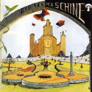 Br�selmaschine - Br�selmaschine CD (album) cover