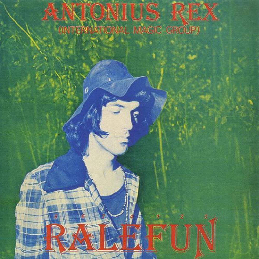 Ralefun by ANTONIUS REX album cover