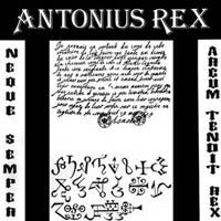 Neque Semper Arcum Tendit Rex by ANTONIUS REX album cover