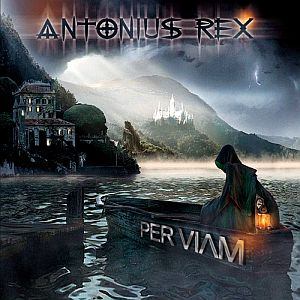 Antonius Rex - Per Viam CD (album) cover