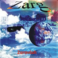 Zarg - Zaravásh  CD (album) cover