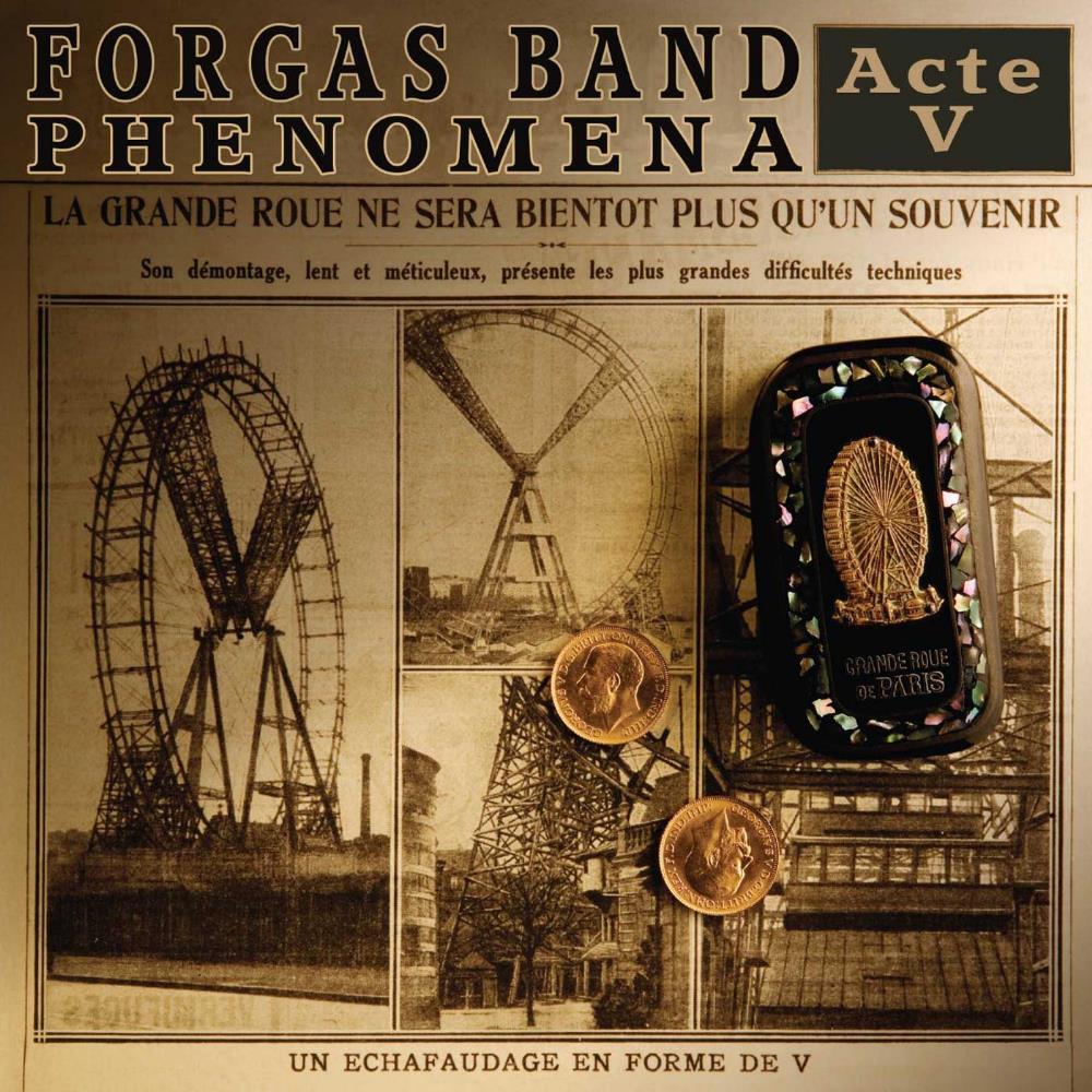 Acte V by FORGAS BAND PHENOMENA album cover