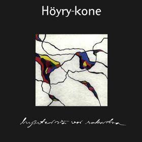 Hyönteisiä voi Rakastaa by HÖYRY-KONE album cover