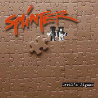 Devil's Jigsaw  by SPLINTER album cover