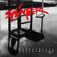 Splinter - Reflections (EP) CD (album) cover