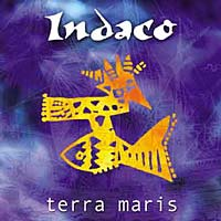Indaco - Terra Maris  CD (album) cover