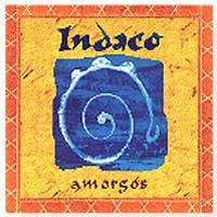 Indaco - Amorgos CD (album) cover