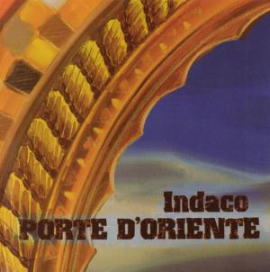 Indaco - Porte d'Oriente CD (album) cover