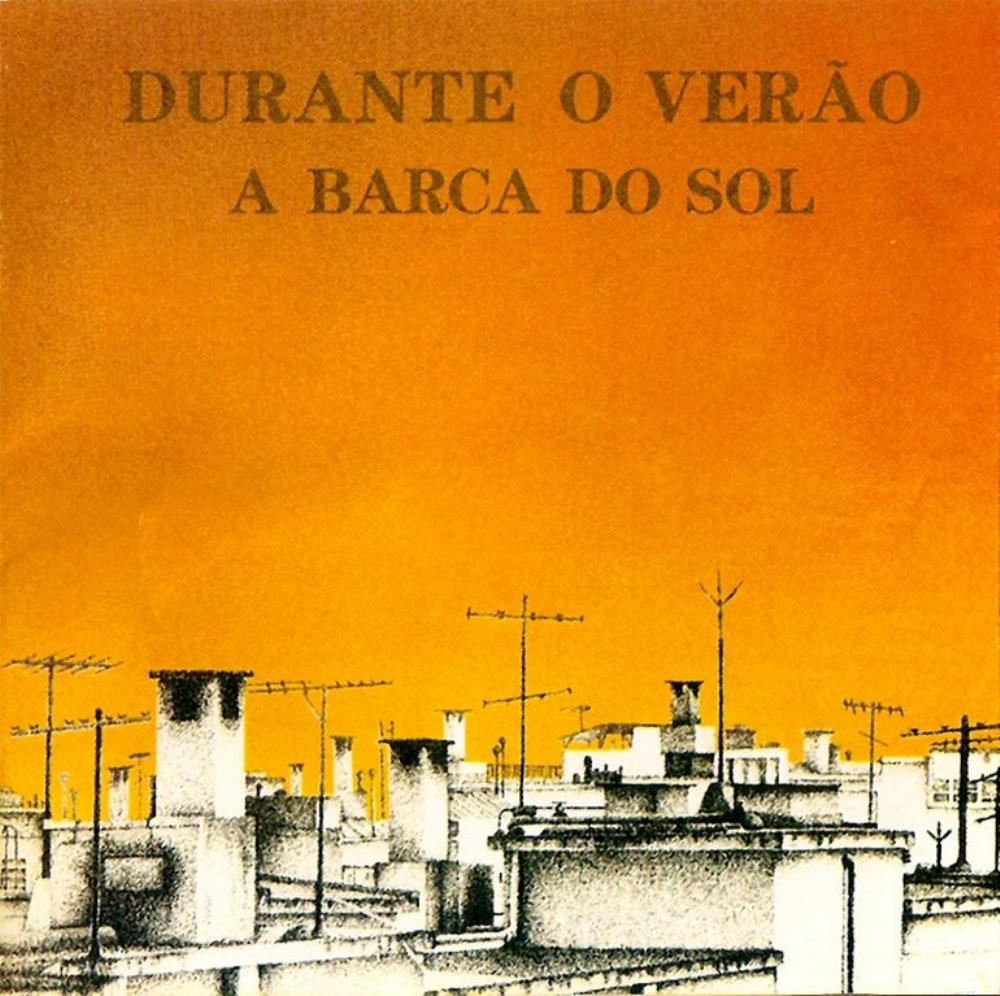 Durante O Verão by BARCA DO SOL, A album cover