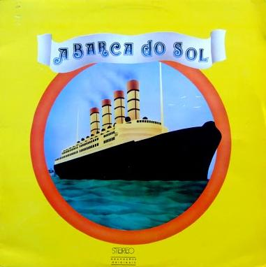 A Barca Do Sol - A Barca Do Sol CD (album) cover