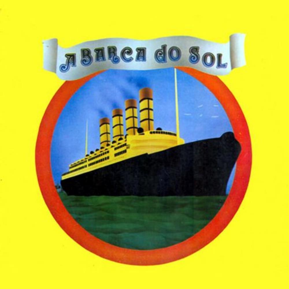 A Barca Do Sol by BARCA DO SOL, A album cover
