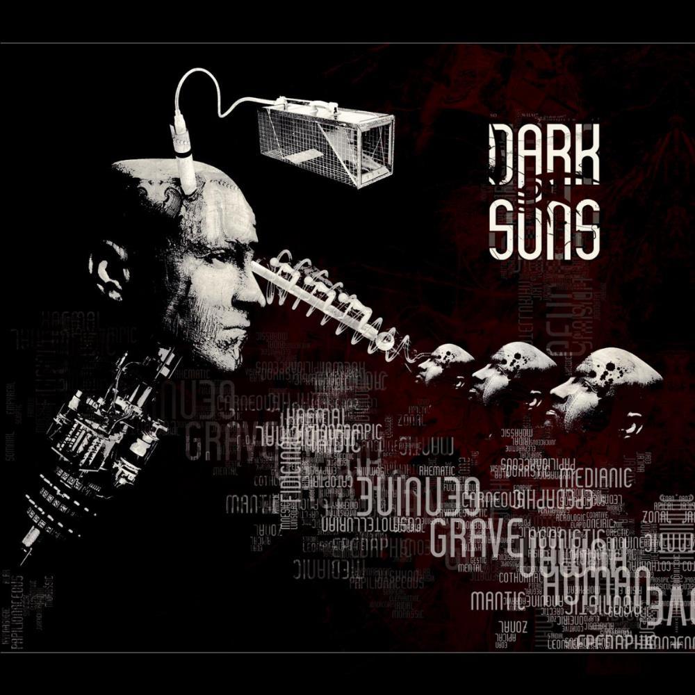 Grave Human Genuine by DARK SUNS album cover