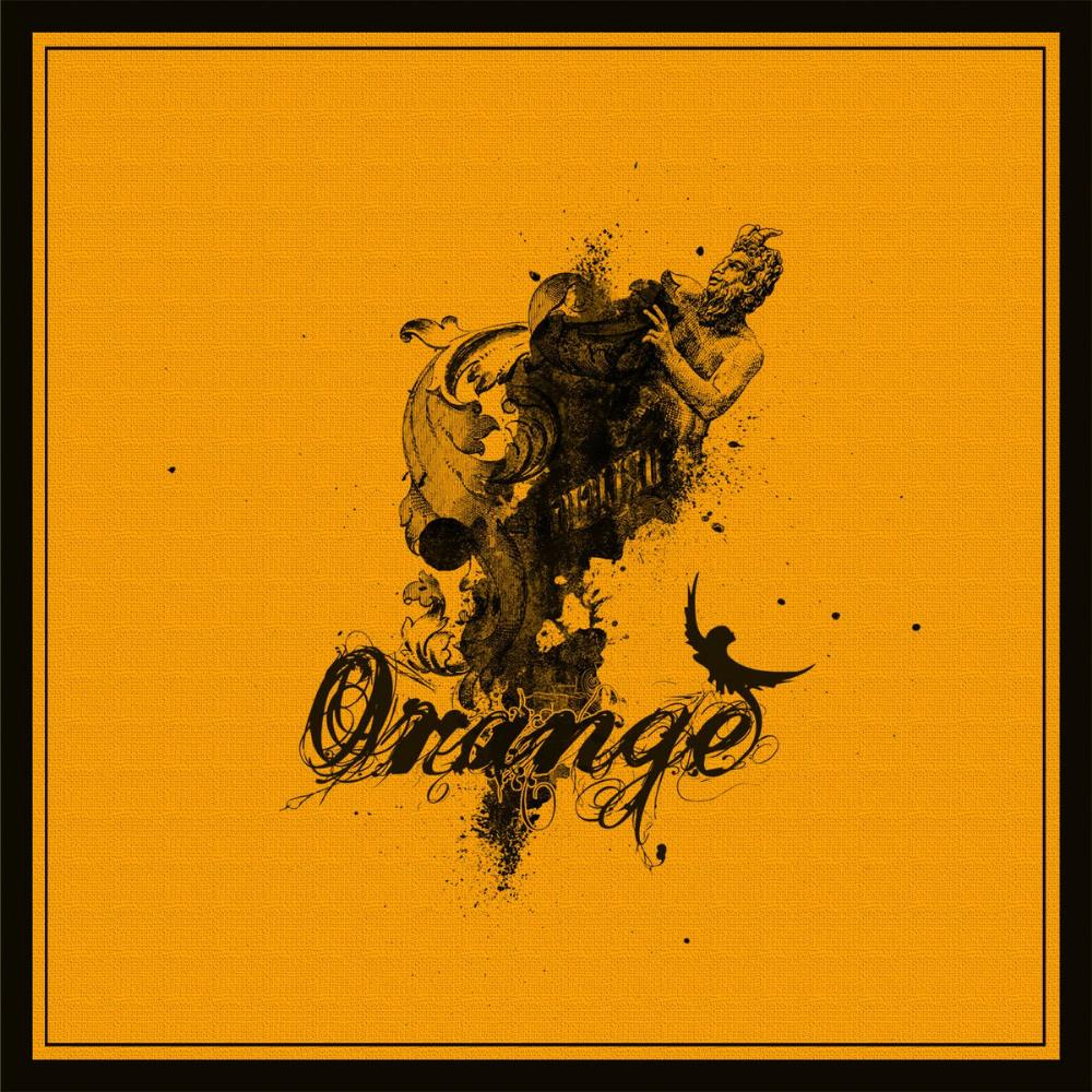Orange by DARK SUNS album cover