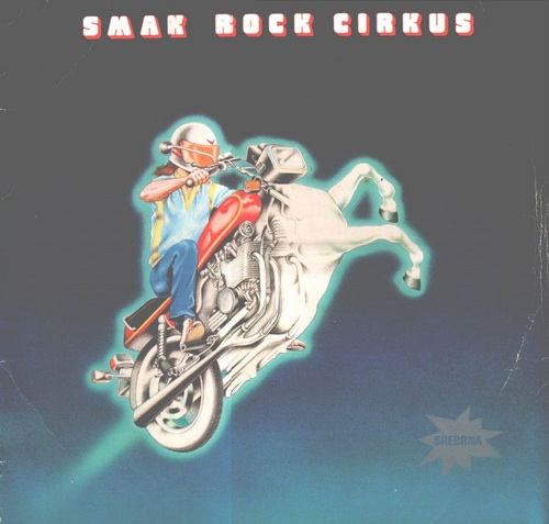 Smak Rock Cirkus album cover