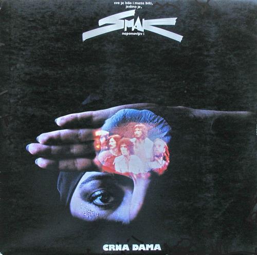Crna Dama by SMAK album cover