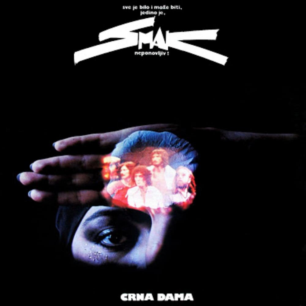Crna Dama [Aka: Black Lady] by SMAK album cover