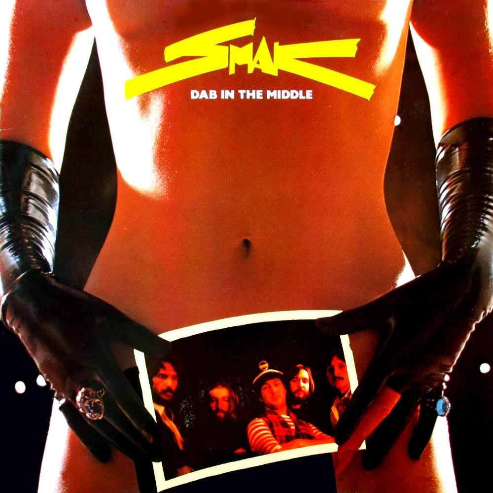 Smak Dab In The Middle album cover