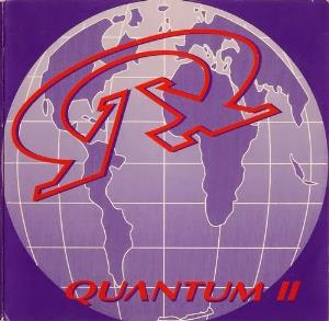 Quantum - Quantum II CD (album) cover