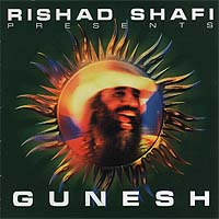 Gunesh Ensemble - Rishad Shafi Presents: Gunesh CD (album) cover