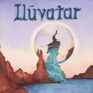 Iluvatar - Ilúvatar CD (album) cover