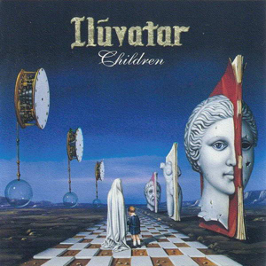 Iluvatar - Children CD (album) cover
