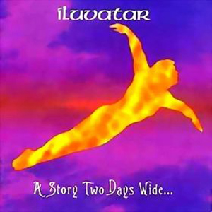 A Story Two Days Wide by ILUVATAR album cover
