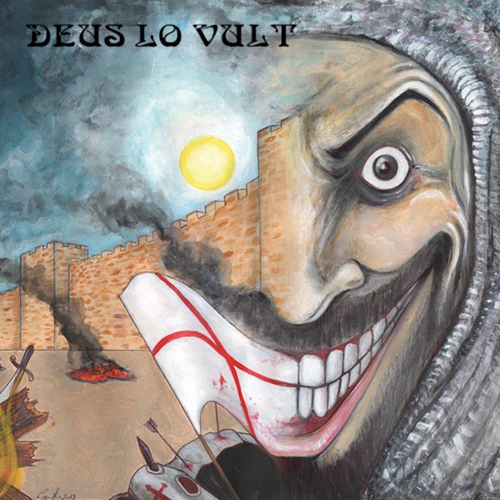 Deus Lo Vult by BACIO DELLA MEDUSA, IL album cover
