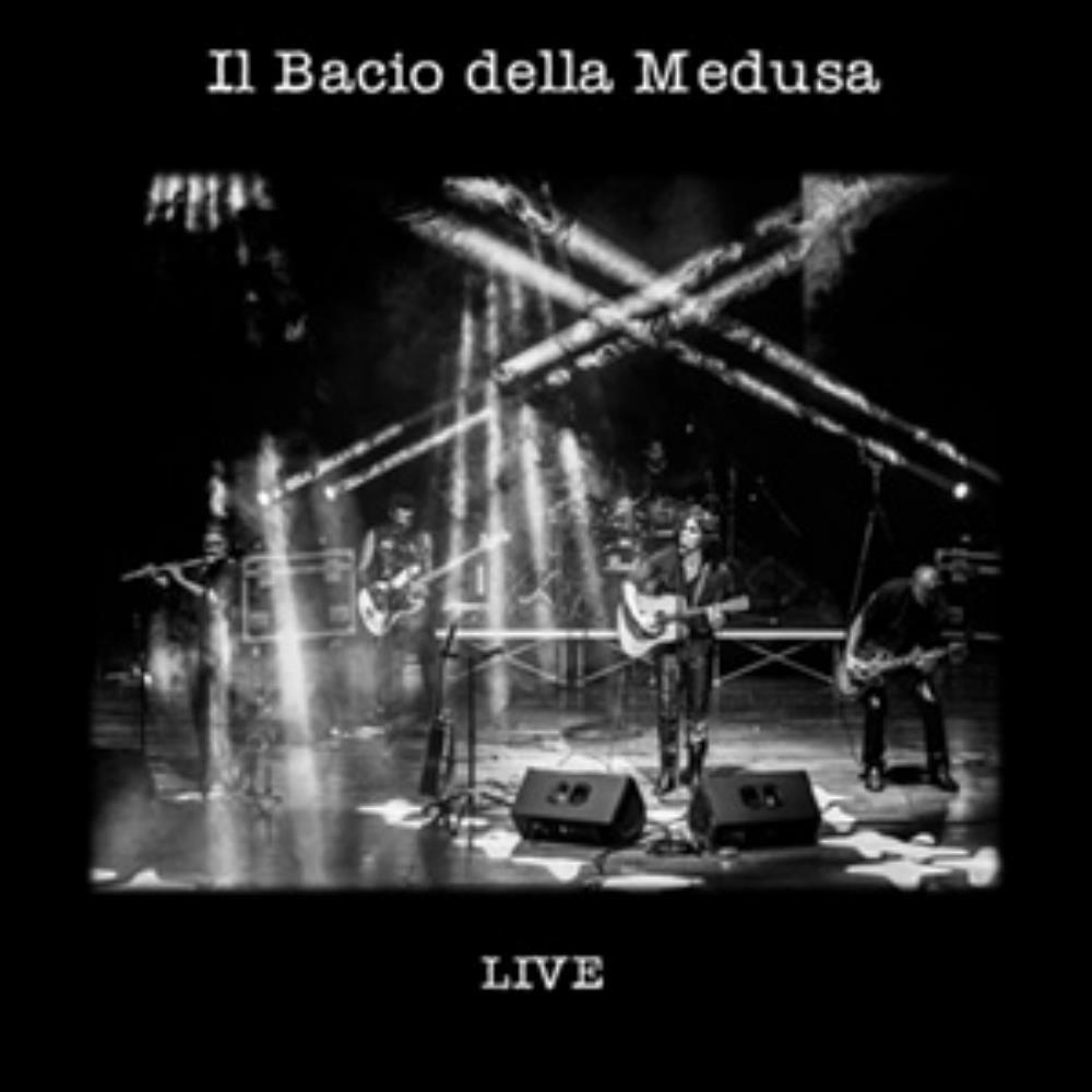 Live by BACIO DELLA MEDUSA, IL album cover