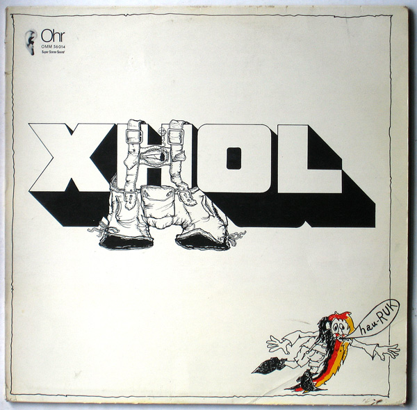 Xhol Caravan / Xhol - Hau-RUK CD (album) cover