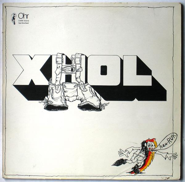 Hau-RUK by XHOL CARAVAN / XHOL album cover