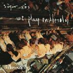 Sigur R�s - We Play Endlessly CD (album) cover