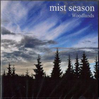 Mist Season - Woodlands CD (album) cover