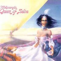 Queen of Saba  by WALPURGIS album cover