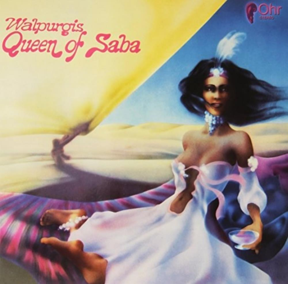 Queen of Saba  by WALPURGIS album cover