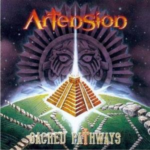 Artension - Sacred Pathways CD (album) cover