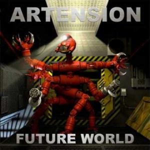 Future World by ARTENSION album cover