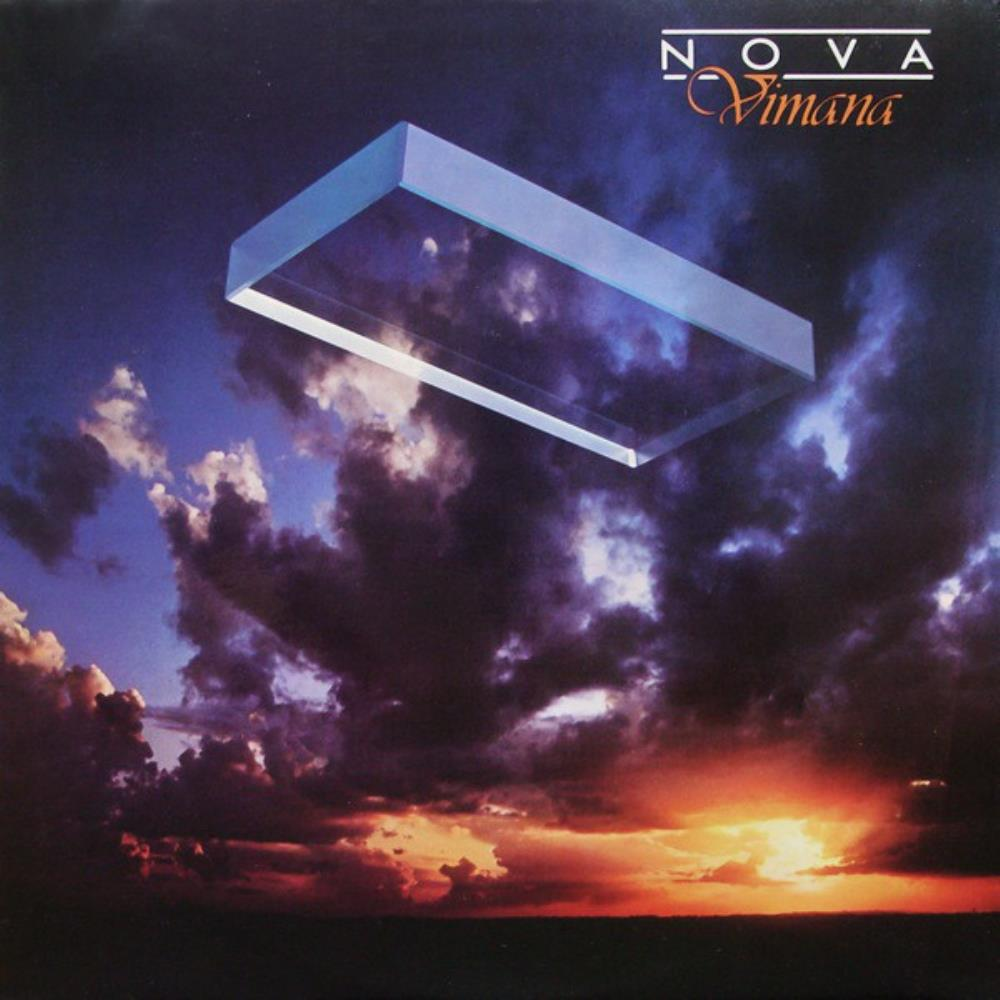 Nova - Vimana CD (album) cover