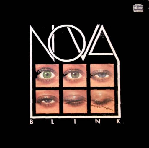 Nova - Blink CD (album) cover