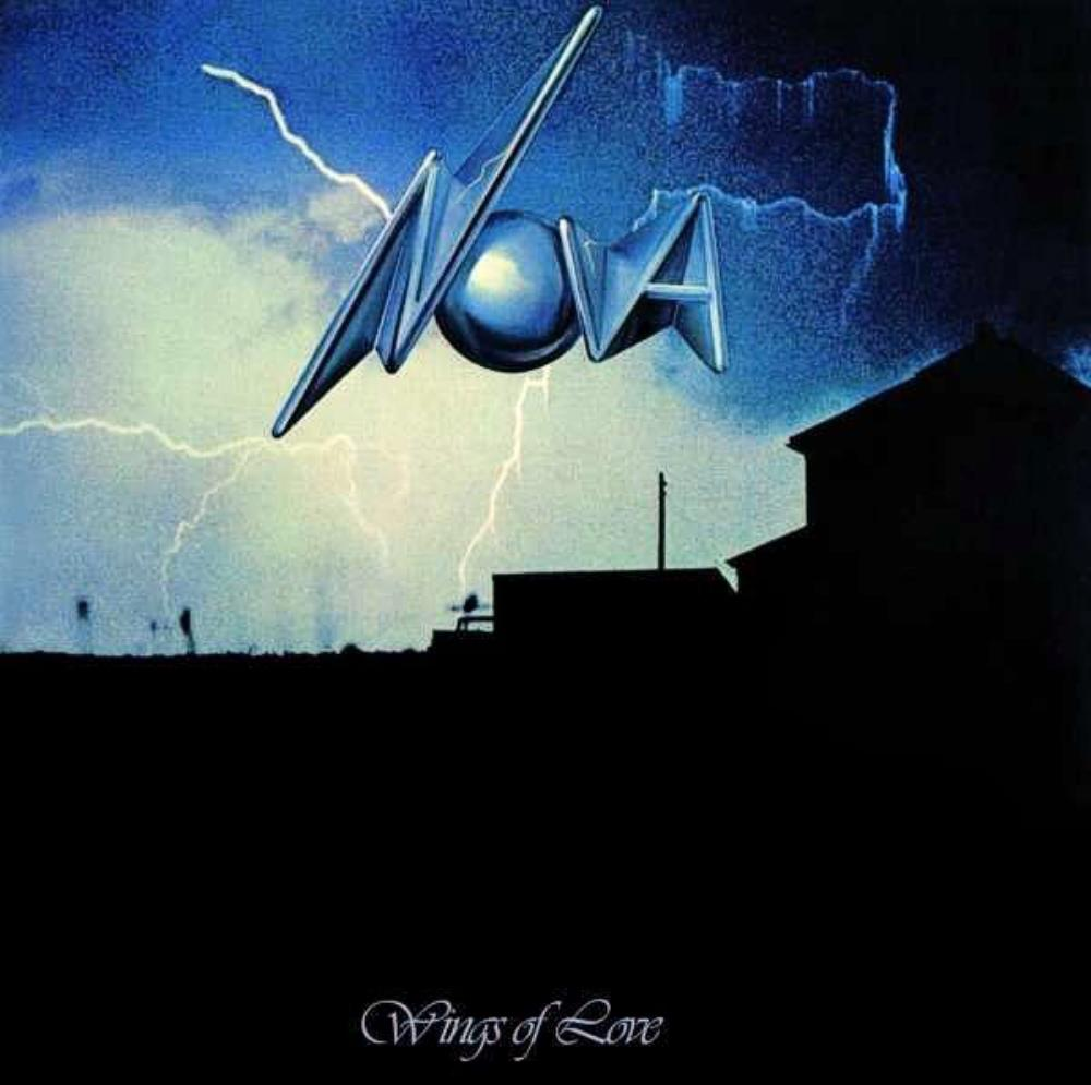 Nova - Wings Of Love CD (album) cover