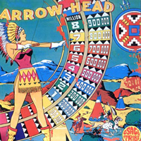 Osage Tribe - Arrow Head CD (album) cover
