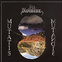 In Nomine - Mutatis Mutandis CD (album) cover