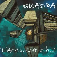 Quadra L'Archiviste Bordélique  album cover