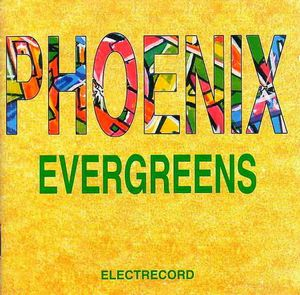 Phoenix Evergreens album cover
