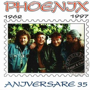 Phoenix - Anjversare 35 - 1962-1997 CD (album) cover